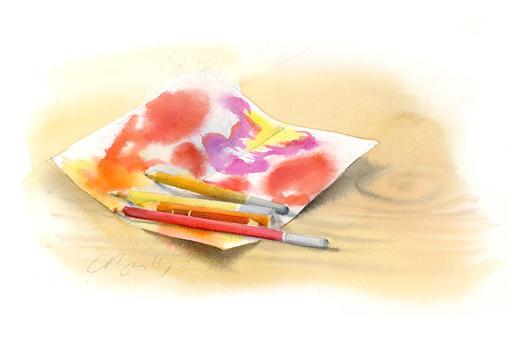 Crayon Accueil