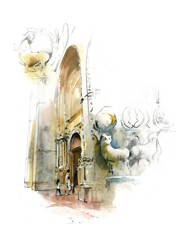 Eglise St Lazare Avallon
