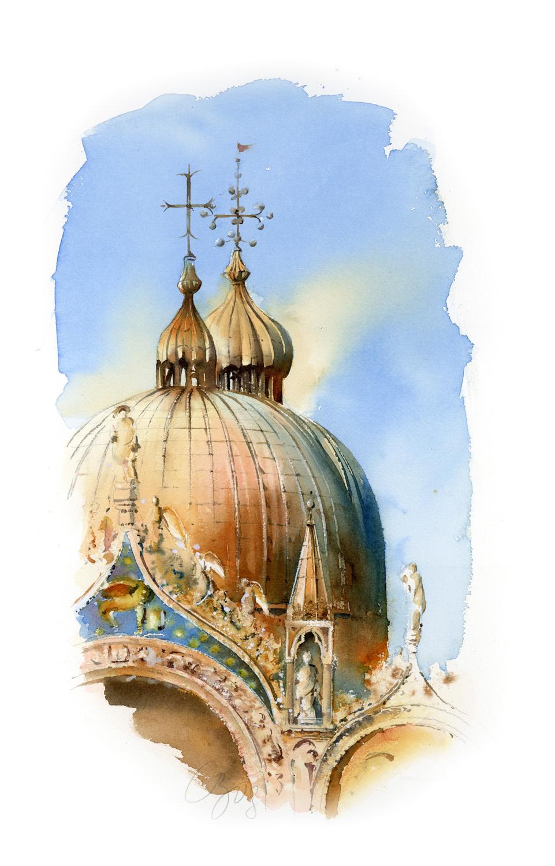 Basilique St Marc
