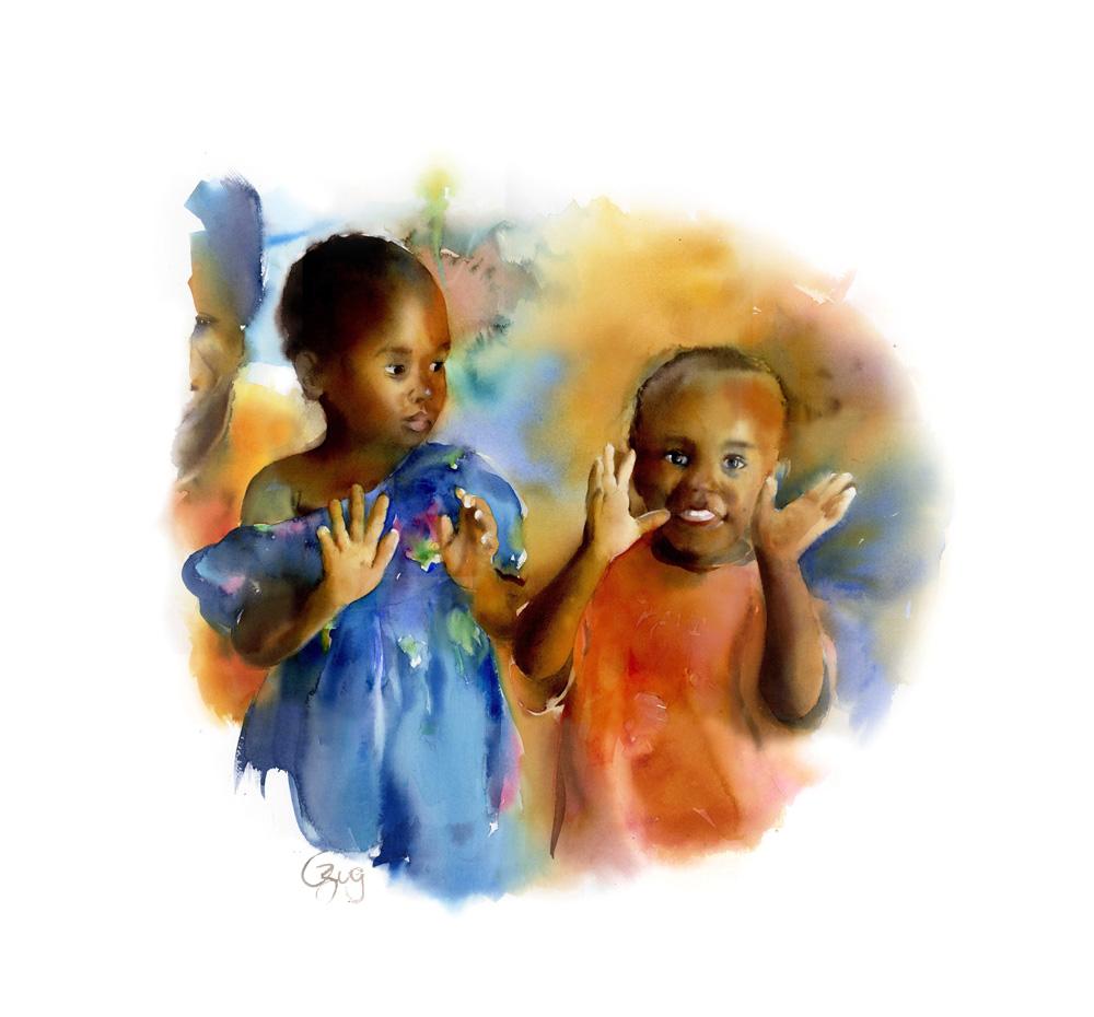 Brigitte et Jean-Paul Congolais