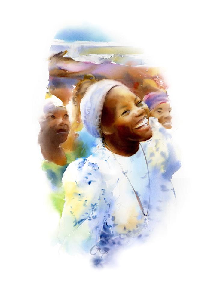 Soeur Angélique Congolaise